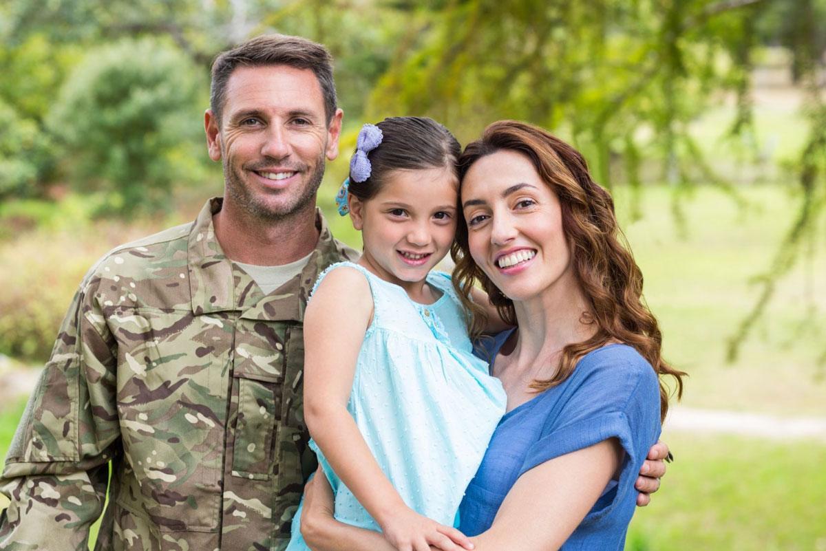 Veterans Family